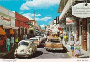 St Thomas Dronnigens Gade Main Street Of Charlotte Amalie