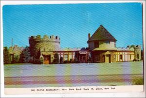 Castle Restaurant, Olean NY