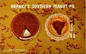 Granny's Southern Peanut Pie - [MX-711]