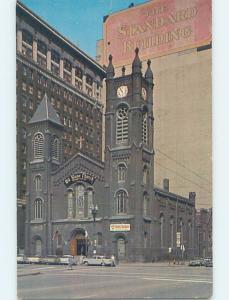 Pre-1980 CHURCH SCENE Cleveland Ohio OH G3914