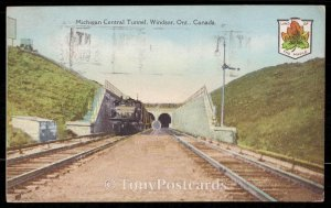 Michigan Central Tunnel