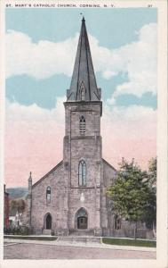 New York Corning St Mary's Catholic Church