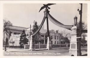 RP: SALT LAKE CITY, UT, 30-40s; Eagle Gate, Beehive House & Lion House