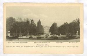 Blick Auf Das Schloss, Lustschloss Schonbrunn, Wien, Austria, 1900-1910s