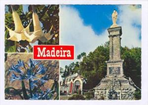 3Views, Our Lady Of Peace, Madeira, Portugal, 1950-1970s