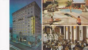 3-Views, Swimming Pool, Dining Room, Pioneer International Motor Hotel, Tusco...