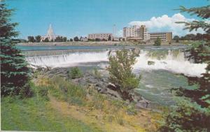 Mormon Temple And Hospital, Idaho Falls, Idaho, 1940-1960s