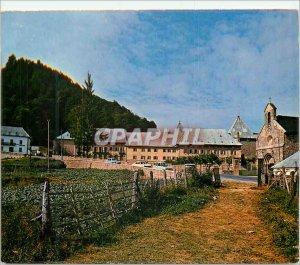 Postcard Modern Roncesvalles (Navarra) Vista Panoramica del Poblado