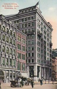 Lafayette Building, 5th & Chestnut Streets, Philadelphia, Pennsylvania, 00-10s