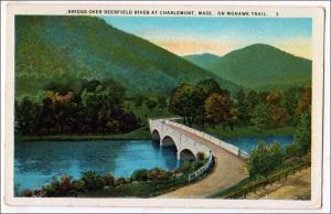 Bridge over Deerfield River,  Mohawk Trail MA