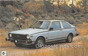 Postcard Post Card Datsun 310