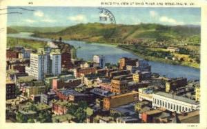 Ohio River & Wheeling