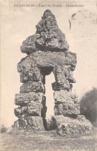 BG36420 diekirch autel du diable deiwelselter   luxembourg
