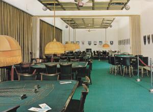 ZAGREB , Croatia , 50-70s ; Casino Hotel ESPLANADE