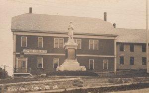 RP; LUBEC , Maine , 1915 ; K. Of P. Hall
