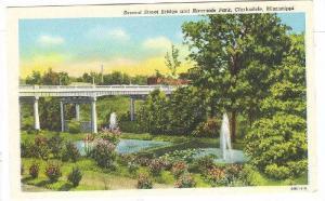 Second Street Bridge , CLARKSDALE , Mississippi, 30-40s