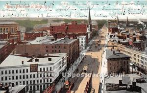 Utica, New York, NY Post Card Postcard Utica NY 1907