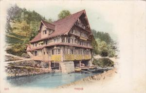 Secluded Inn, Canoe access, Treib, Uri, Switaerland, 00-10s