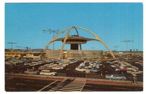 Skyhigh Restaurant, Los Angeles International Air Terminal