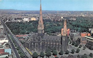 St Patrick's Cathedral Melbourne Australia Unused