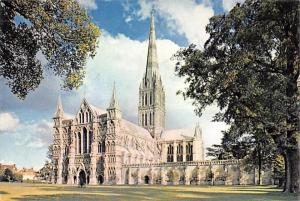 Salisbury Cathedral -