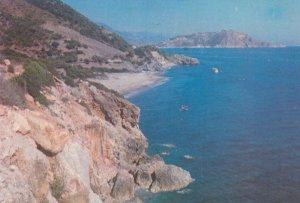 Antalya - TURKIYE , 50-70s ; Bati'Dan Kaleye Bir Bakis