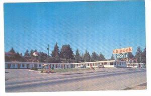 Chinook Motel, Port Angeles, Washington, 40-60s