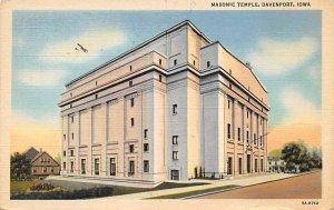 Masonic temple Davenport, Iowa