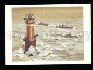 050582 Tallin lighthouse ESTONIA Old PC