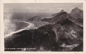 RP; Rio de Janerio - mVista do Pao de Assucar , Brazil , PU1945