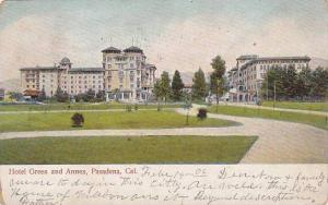 Hotel Green and Annex, Pasadena, California, PU_1906