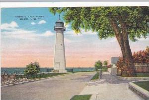 Mississippi Biloxi Historic Lighthouse