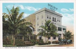 Florida West Palm Beach Royal Palm Hotel