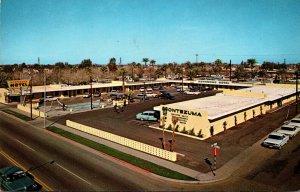Arizona Phoenix The Montezuma Motel 1963