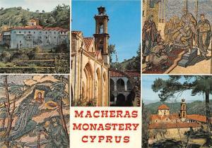 Cyprus Macheras Monastery Paintings Monastero