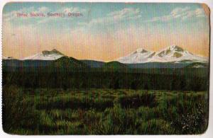 Alaska-Yukon-Pacific-Expo, 1909, Three Sisters