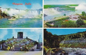 Multi View Niagara Falls New York
