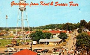Delaware Harrington Concession Area Kent & Sussex Fair