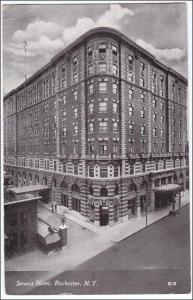 Seneca Hotel, Rochester NY