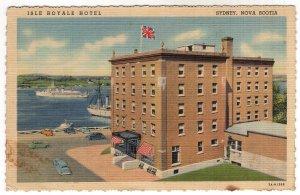 Sydney, Nova Scotia, Isle Royale Hotel