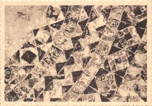 Belgium Fouilles de l'Abbaye des Dunes Coxyde, Fragment de Pavement