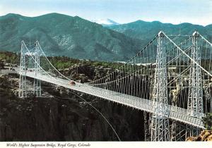 Royal Gorge Bridge - Colorado