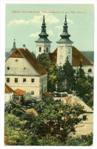 Gruss aus WRANAU, Hohenluftkurot in der Mahr. Schweiz ,  Austria (Now Czech R...