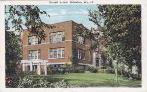 Wisconsin Columbus Normal School