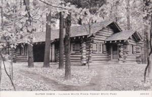 Illinois Super Cabin Illinois White Pines Forest State Park