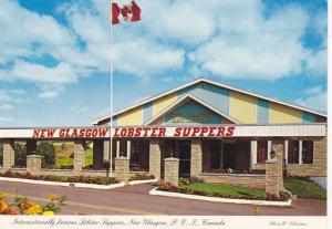 Internationally Famous Lobster Suppers, New Glasgow, Prince Edward Island, Ca...