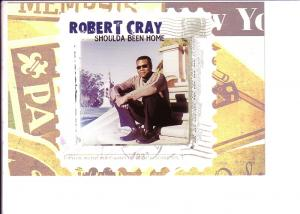 Robert Cray -  Blues Musician  Shoulda Been Home Album 2001