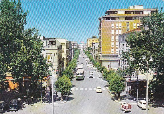 Italy Brindisi Corso Umberto