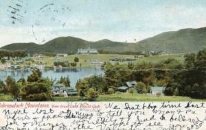 NY - Lake Placid. Adirondacks