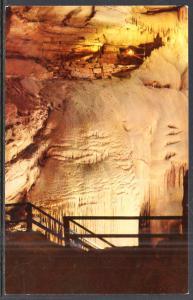 Frozen Niagara,Mammoth Cave National Park,KY BIN